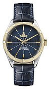 Vivienne Westwood Navy & Gold Conduit Watch