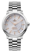 Vivienne Westwood Silver & Rose Gold Shoreditch Watch