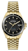 Vivienne Westwood Gold & Black Spitalfields Watch