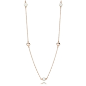 PANDORA Rose Contemporary Pearls Necklace