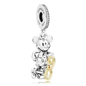Pandora Disney Limited Edition Mickeys 90th Anniversary Charm