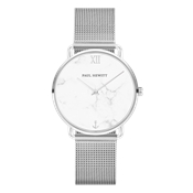 Paul Hewitt Miss Ocean Marble Steel Mesh Watch