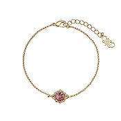 Lily & Rose Miss Bonnie Light Amethyst Bracelet