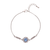 efc4b032 Lily & Rose Miss Sofia Light Sapphire Bracelet