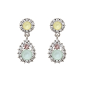 Lily & Rose Sofia Sugar Mint Earrings