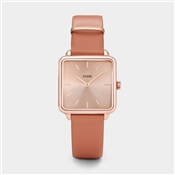 CLUSE Garconne Rose Gold & Tan Watch
