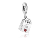 PANDORA Love Notes Pendant Charm