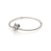 Pandora Disney Moments Shimmering Minnie Bracelet