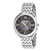 Swarovski Crystalline Glam Steel Watch