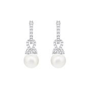 Swarovski Originally Pearl Drop Earrings