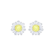 Swarovski Silver Sunshine Earrings