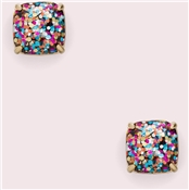 Kate Spade New York Small Square Party Stud Earrings