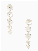 Kate Spade New York Disco Pansy Statement Earrings