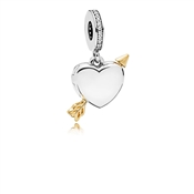 Pandora Arrow of Love Pendant Charm