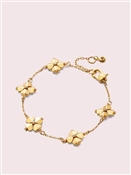 Kate Spade New York Flower Bracelet