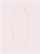 Kate Spade New York Scattered Flower Necklace