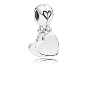 Pandora Mother & Son Love Pendant Charm