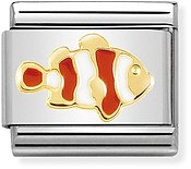 Nomination Clownfish Charm