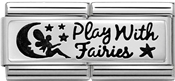 Nomination Play With Fairies Double Charm