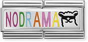 Nomination No Drama Llama Double Charm