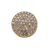 Gold Pave Sparkle Charm by Karma