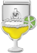 Nomination Cocktail Hanging Charm