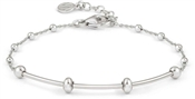 Nomination Silver SeiMia Ball Chain Bracelet