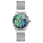 Thomas Sabo Shell Textured Strap Watch