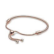 Pandora Moments Rose Sliding Bangle