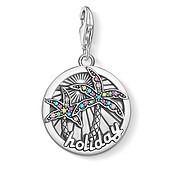 Thomas Sabo Tropical Holiday Pendant Charm