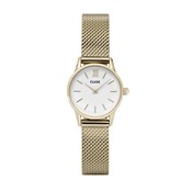 CLUSE La Vedette Gold Mesh Watch
