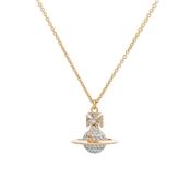 Vivienne Westwood Lena Gold Small Necklace