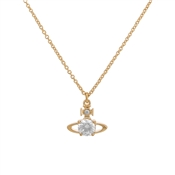 Vivienne Westwood Gold Reina Necklace