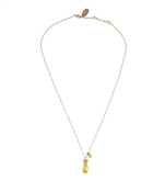 Vivienne Westwood Gold Pineapple Necklace