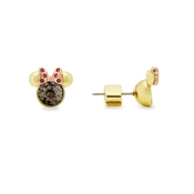 Kate Spade New York Gold Minnie Mouse Earrings