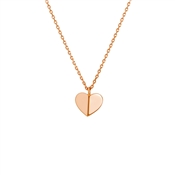 Kate Spade New York Rose Gold Mini Heart Necklace