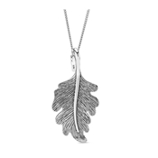 Pandora Oak Leaf Necklace