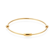 Storie Gold Chapter Carrier Bangle