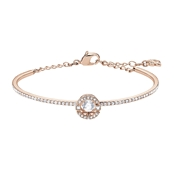 Swarovski Sparkling Dance Rose Gold Bangle