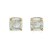 Kate Spade New York Mini Opal Glitter Earrings