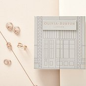 Olivia Burton House Of Classics Rose Gold Set