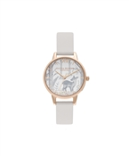 Olivia Burton Vegan Deer Snow globe Watch