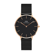 Daniel Wellington Petite 36mm Ashfield Black Watch