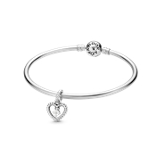 Pandora April Birthstone Gift Set