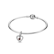 Pandora July Birthstone Gift Set