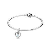 Pandora December Birthstone Gift Set