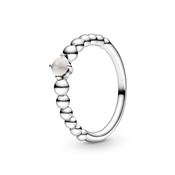 Pandora June Birthstone Beaded Ring