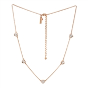 Kate Spade New York Romantic Heart Short Scatter Necklace