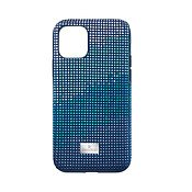 Swarovski Crystalgram iPhone 11 Pro Blue Anniversary Case