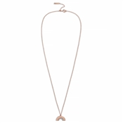 Olivia Burton Rose Gold Rainbow Necklace